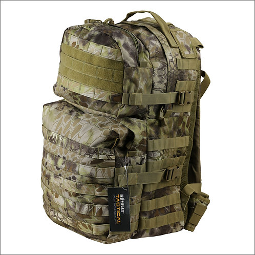 Kombat Tactical Molle Assault Pack - 40 Litres - Raptor Desert
