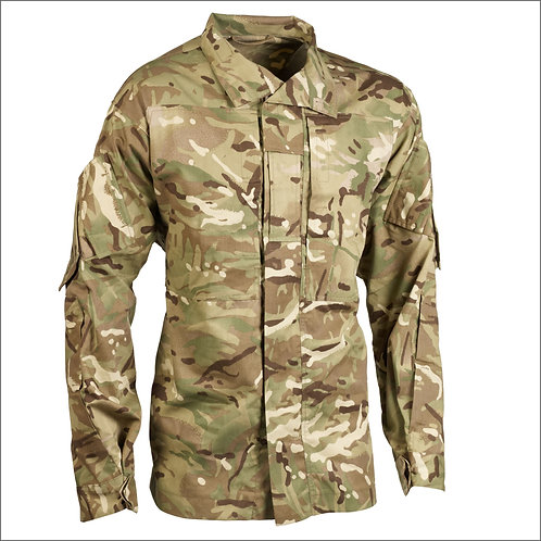 British Army PCS MTP Combat Shirt - Used Grade 1