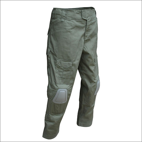 Viper Elite Combat Trousers - Olive Green