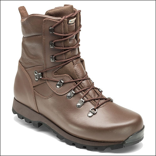 Altberg Tabbing Military Combat Boot - MOD Brown