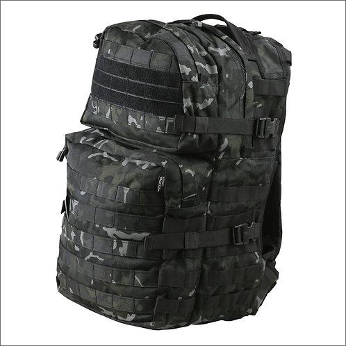 Kombat Tactical Molle Assault Pack - 40 Litres - Black BTP