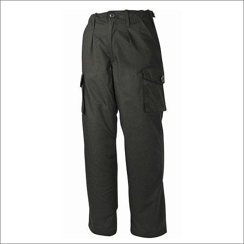 Viper MOD Police Pattern Trousers - Black