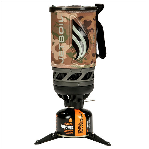 Jetboil Flash Cooker - Camo