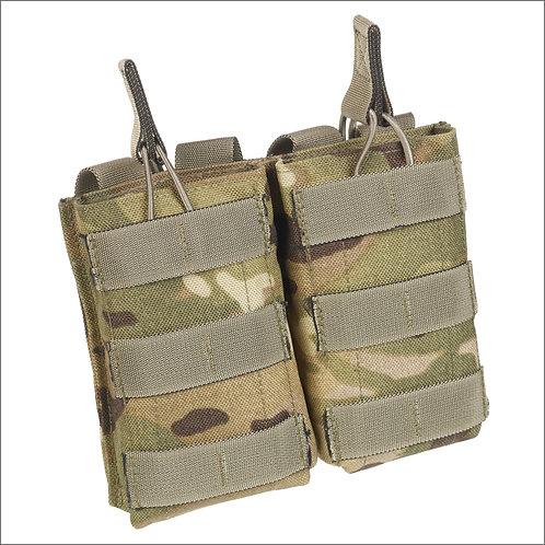 Marauder Open-Top Molle Double Ammo Pouch - MTP
