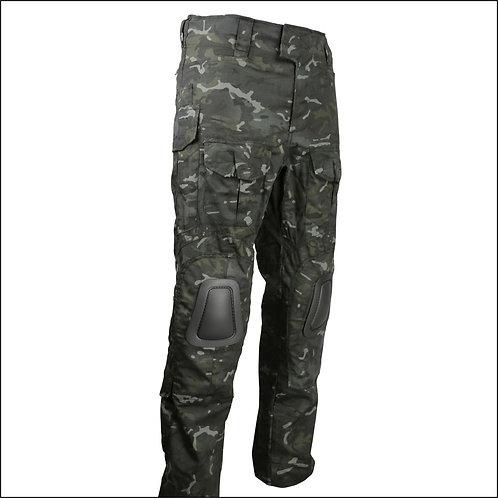 Kombat Special Ops Trousers - BTP Black (British Terrain Pattern)