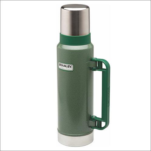 Stanley Classic Vacuum Bottle - 1.3 Litres - Hammertone Green