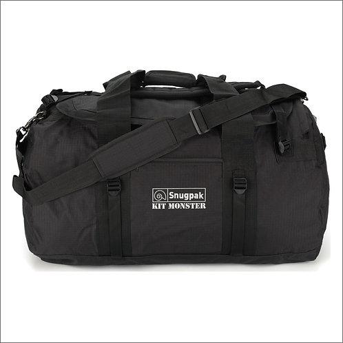 Snugpak Kitmonster 120 Litre Holdall - Black
