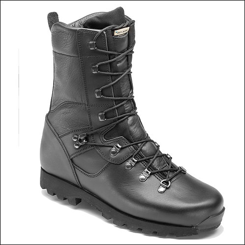Altberg Sneeker Microlite Military Combat Boot - Black