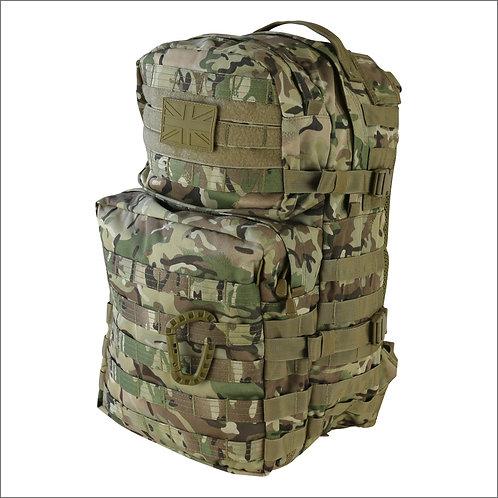 Kombat Tactical Molle Assault Pack - 40 Litres - BTP
