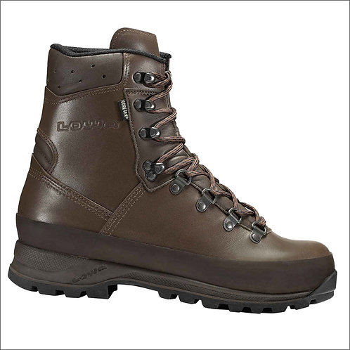 Lowa Mountain GTX Boot - Brown