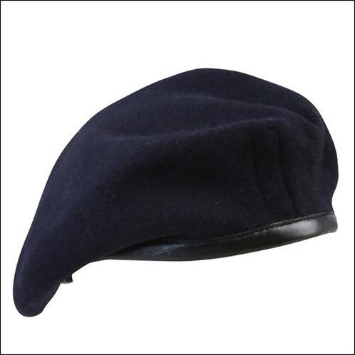 British Army-Style Beret - Navy Blue