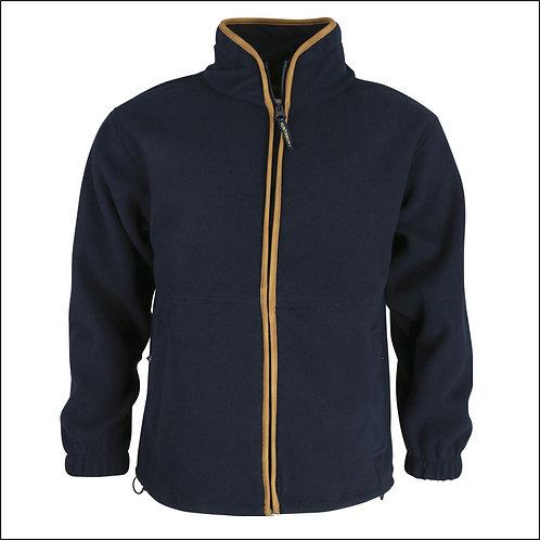 Huntsbury Country Fleece Jacket - Navy Blue