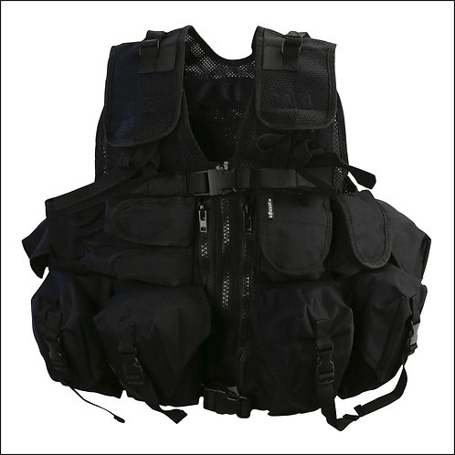 Kombat Ultimate Assault Vest - Black
