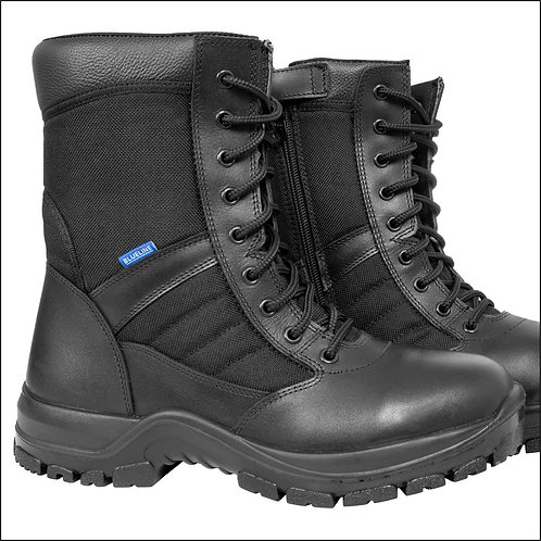 Blueline Patrol Side Zip Boot with FREE Patrol Socks