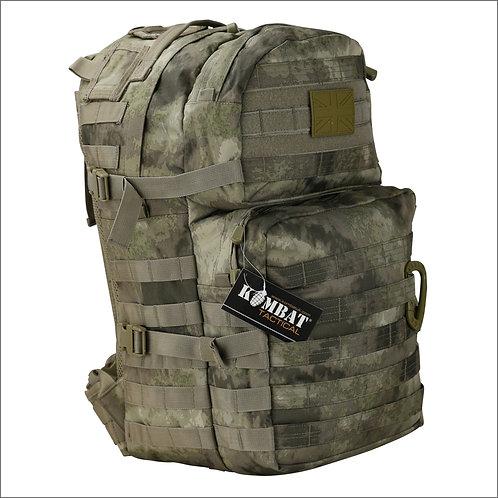 Kombat Tactical Molle Assault Pack - 40 Litres - Smudge