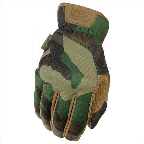 Mechanix Fastfit Glove - Tactical Woodland Camo