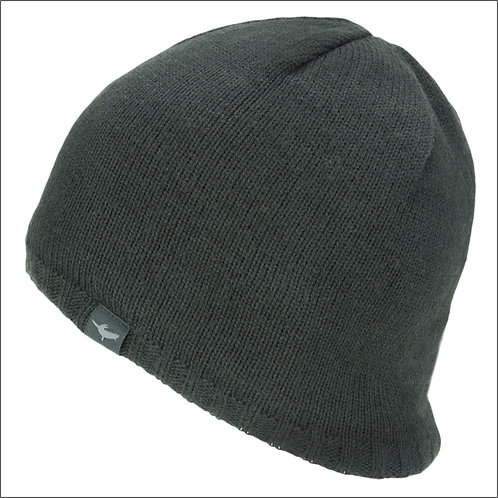Sealskinz Waterproof Cold Weather Beanie Hat - Black