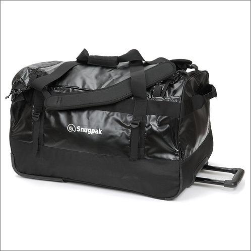 Snugpak Roller Kitmonster G2 120 Litre Holdall - Black