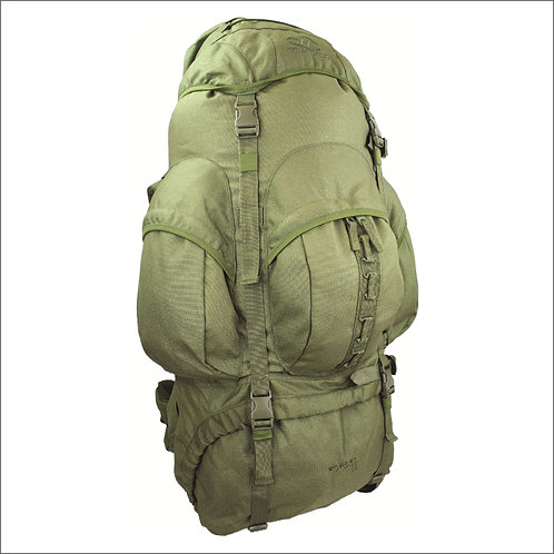 Highlander New Forces 88 Litres Rucksack - Olive Green