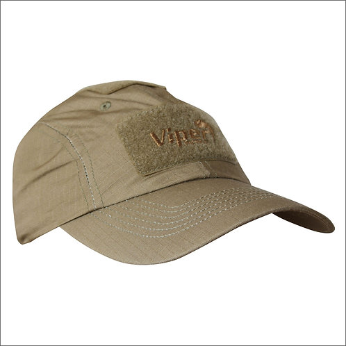 Viper Baseball Hat - Coyote
