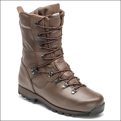 Altberg Sneeker Microlite Military Combat Boot - MOD Brown