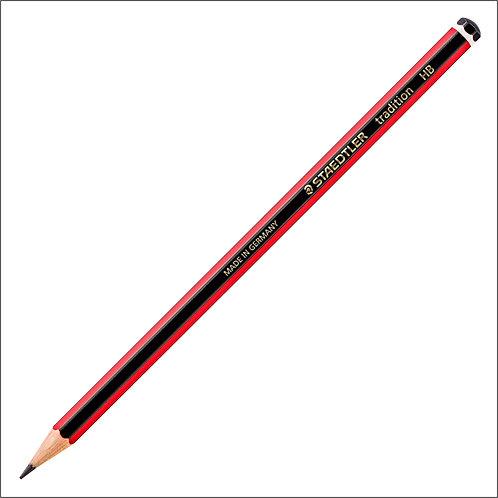 Staedtler Traditional Graphite HB Pencil - Black