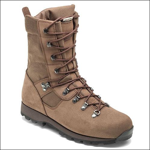 Altberg Desert Military Combat Boot - MOD Brown