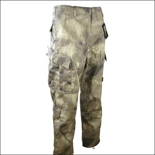 Kombat Assault Trousers - ACU Style - Smudge Kam