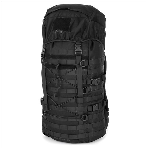 Snugpak Endurance 40-Litre Rucksack - Black