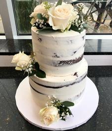 Wedding Cake 💐__#weddingcake#wedding#bo