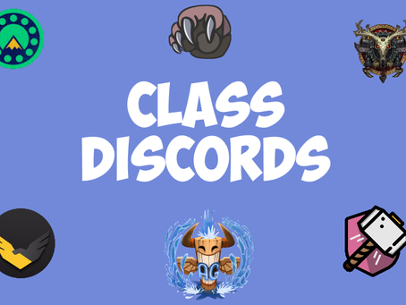 How to Make the Most of Class Discords