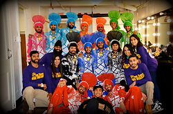 FCB First Class Bhangra Elite 8 Invitational 2015