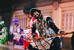 FCB First Class Bhangra Bhangra in the Burgh 8 2014