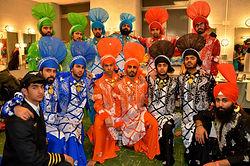 FCB First Class Bhangra World's Best Bhangra Crew 2015 WBBC