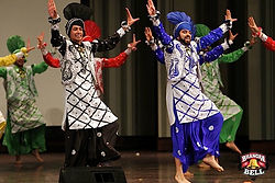FCB First Class Bhangra Bhangra at the Bell 2014