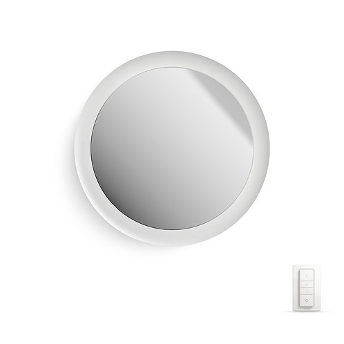 Philips Hue Adore Bathroom lighted mirror
