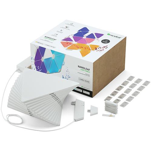 Nanoleaf Light Panels Rhythm Edition Smarter Kit (15 Panels)