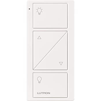 Lutron RA2 Select Pico Wireless Controller 2 Button Raise & Lower with Lights