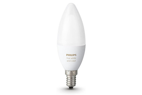 Philips Hue E14 White and Colour
