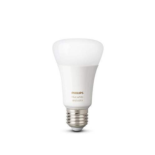 Philips Hue White and Colour Ambience E27 Bulb