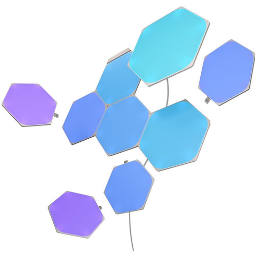 Nanoleaf Shapes - Hexagons Expansion Pack (3 Panels)