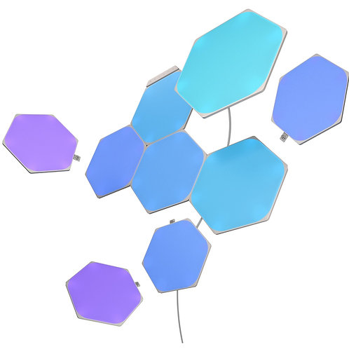 Nanoleaf Shapes - Hexagons Smarter Kit (9 Panels)
