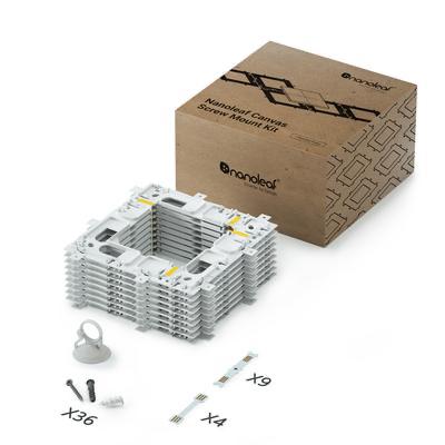 Nanoleaf Canvas Mounting Kit 9 pack