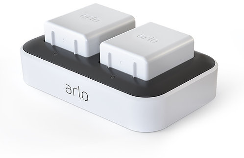 Arlo Ultra & Pro 3 Dual Charging Station