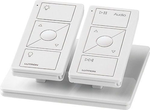 Lutron RA2 Select Pico Wireless Controller Double Pedestal Base