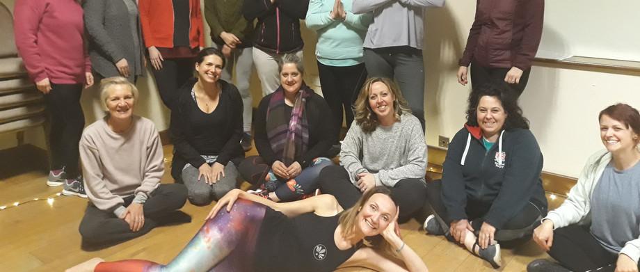 Yoga Supper Club 2019