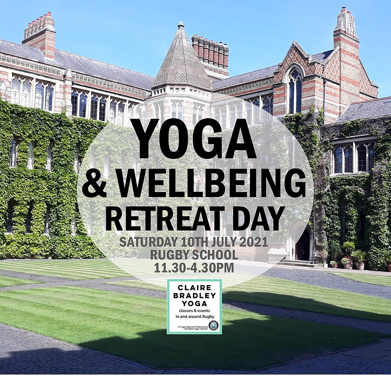 Yoga Retreat Day at Rugby School
