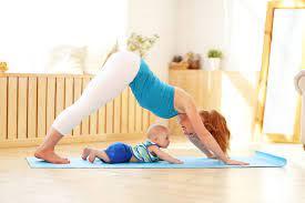 WEDNESDAYS 10.30am Postnatal Yoga