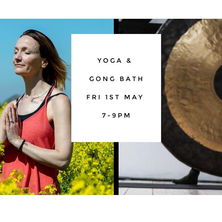 Yoga and Sound Bath evening