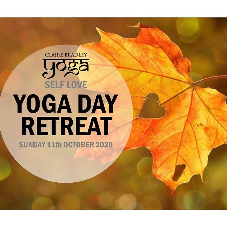 Self Love Yoga Retreat Day